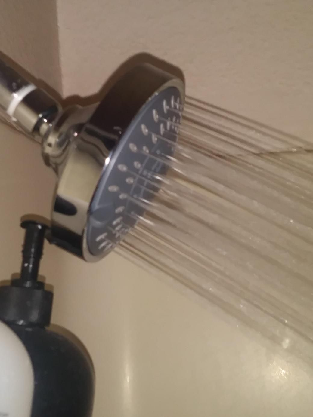 I Needed To Replace My Old Shower Head After Doing Some Research