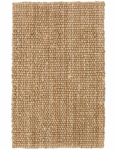 Chunky loop rope rug - would look great in any room!
