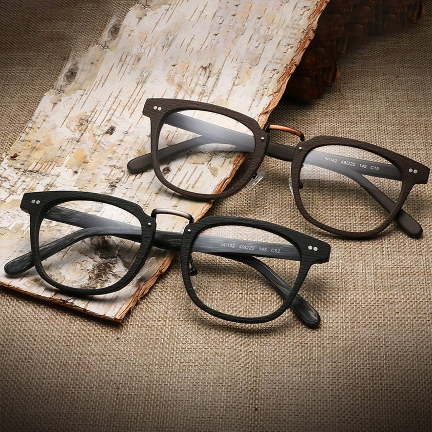 59b2ddd77c23 2018 italy acetate optical frame fashion eyeglasses with ready goods ...