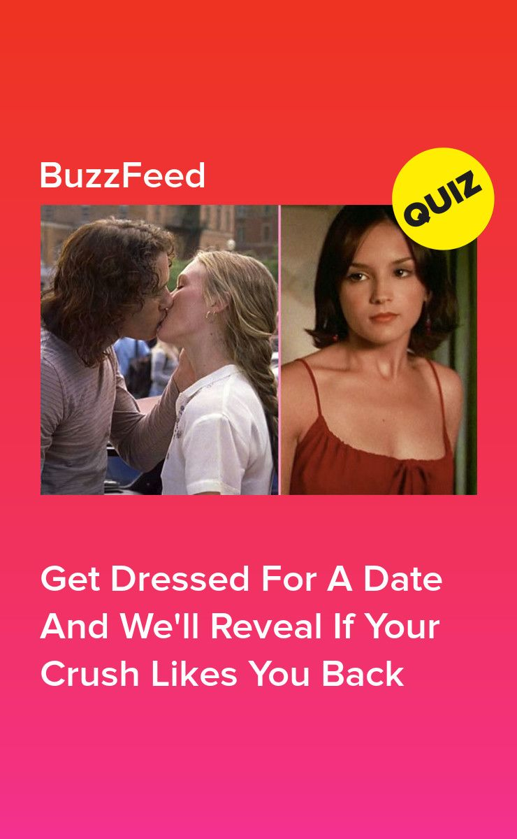 how do you know your crush likes you back quiz