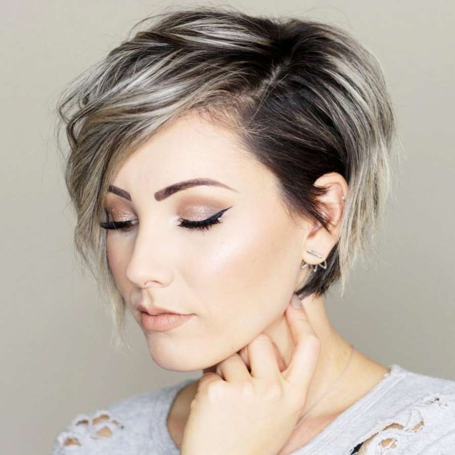 New Hairstyle 2018 Girl For Short Hair