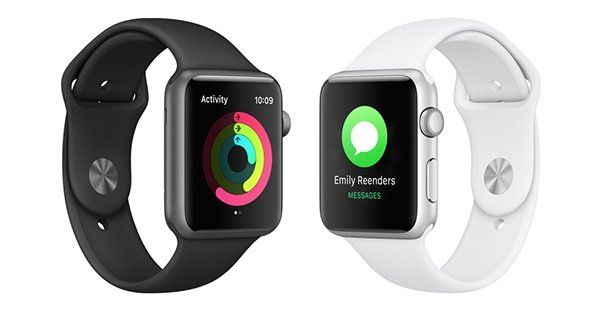 Win an apple watch 2018