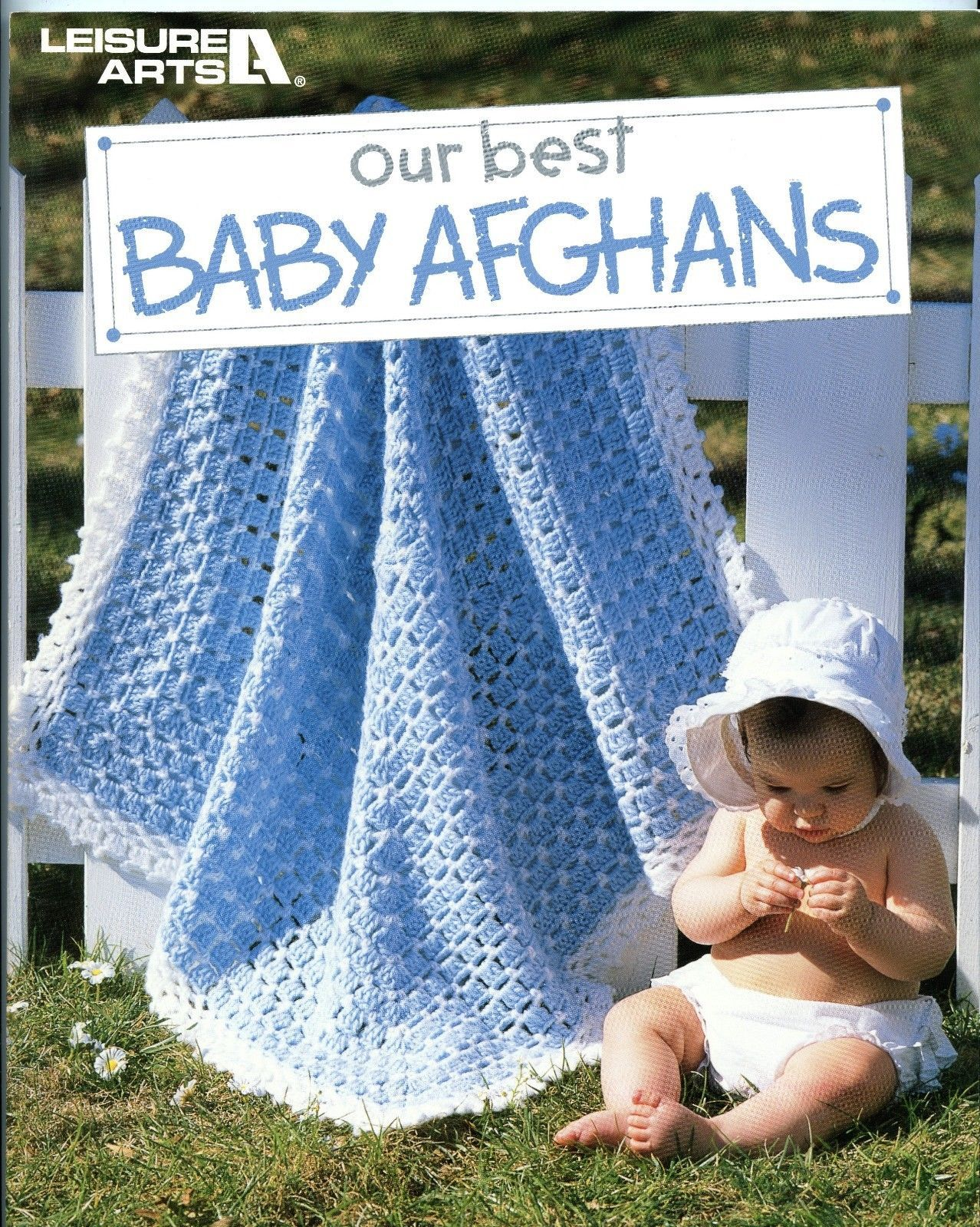 Our best baby afghans leisure arts crochet pattern book 54 our best baby afghans leisure arts crochet pattern book 54 designs bankloansurffo Image collections