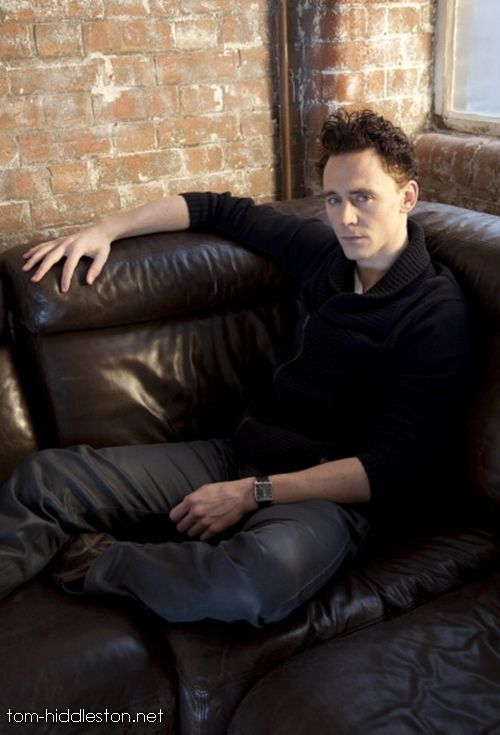 Holy British! He looks so sexy draped casually over a couch. Where can I find this rare breed of men?!