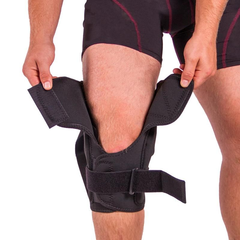 2dac26cad8 Obesity Knee Pain Brace | HEALTH | Knee pain, Knee osteoarthritis ...