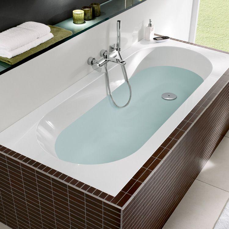 Villeroy \ Boch bad Oberon Ook verkrijgbaar als whirlpool Baden