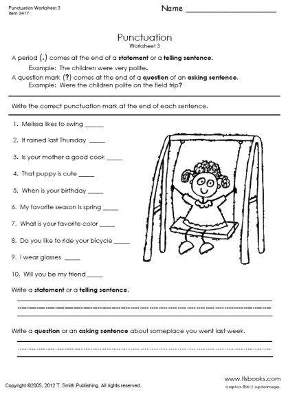 worksheet on punctuations for grade 3 google search worksheets pinterest worksheets and. Black Bedroom Furniture Sets. Home Design Ideas
