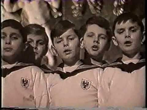 Vienna Boys Choir Christmas.O Du Frohliche Old German Christmas Carol Sung By Vienna