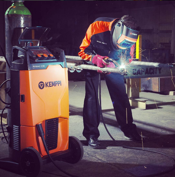 Kemppi Is The Pioneering Company Within The Welding Industry