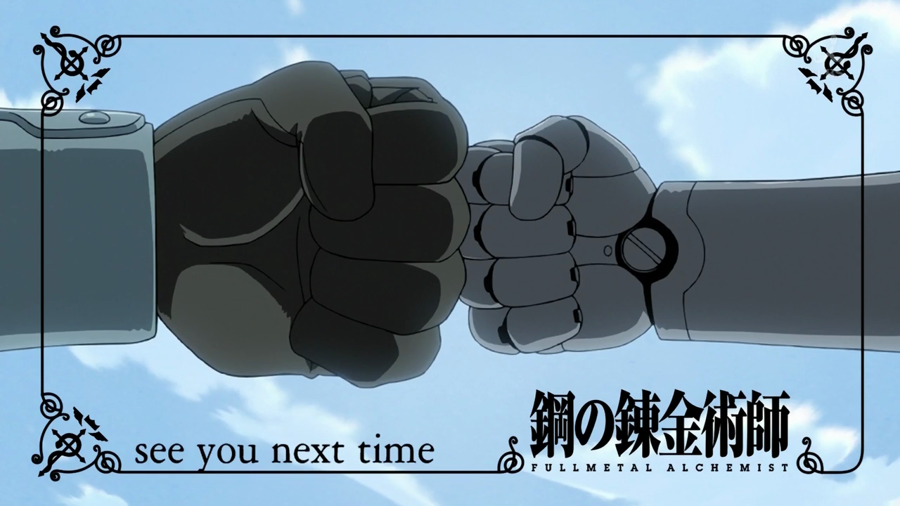 FMA: Brotherhood From The Beginning on TOONAMI!! - Page 21 - Adult Swim  Message Boards