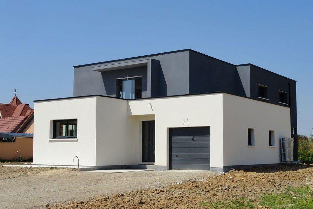 Transformer Container En Maison tout le toit-terrasse d'une maison container | maison container