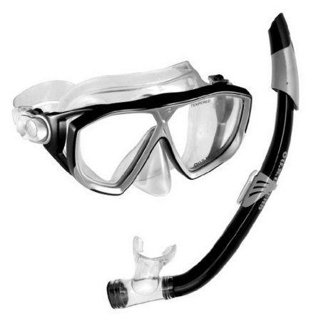4237f30b7c US Diver Unisex Napali Mask Seabreeze Snorkel