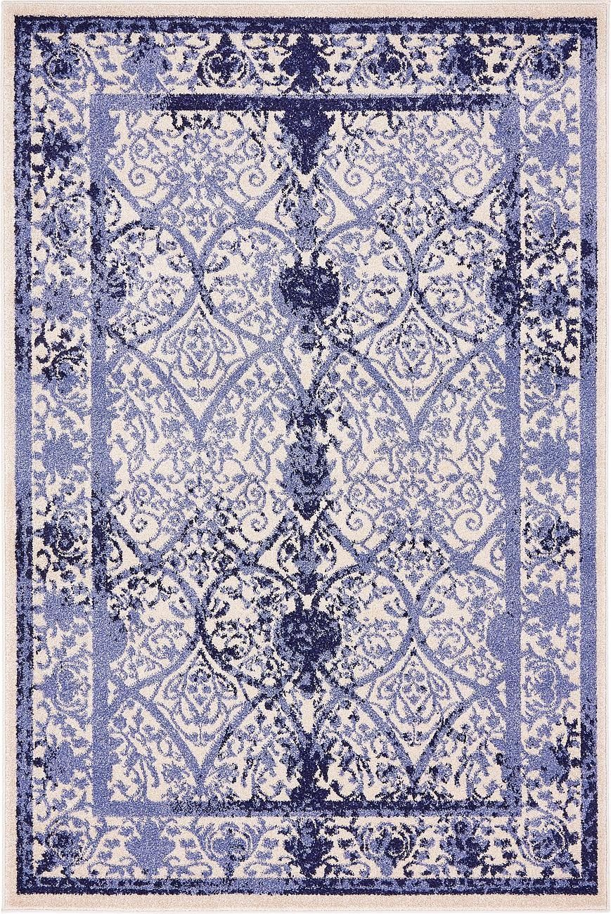 Imperial Blue Area Rug