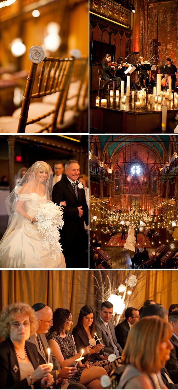 wedding ceremony new york city%0A Creative and Chic New York City Wedding
