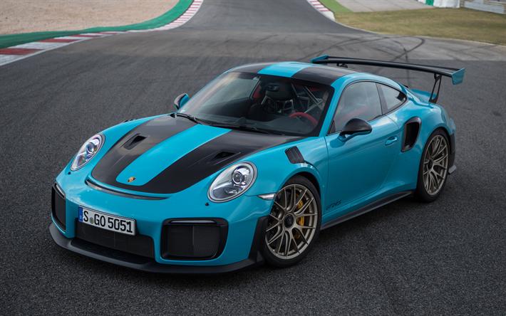 Download Wallpapers 4k Porsche 911 Gt2 Rs Supercars 2018 Cars Sportcars Porsche Besthqwallpapers Com In 2020 Porsche 911 Gt2 Porsche 911 Gt2 Rs Porsche 911