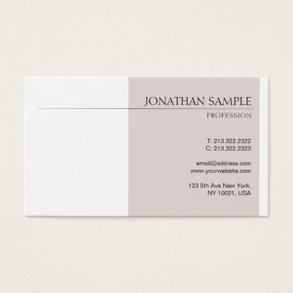 Modern stylish colors elegant clean design luxury business card modern stylish colors elegant clean design luxury business card custom legal branding office products and gifts reheart Gallery
