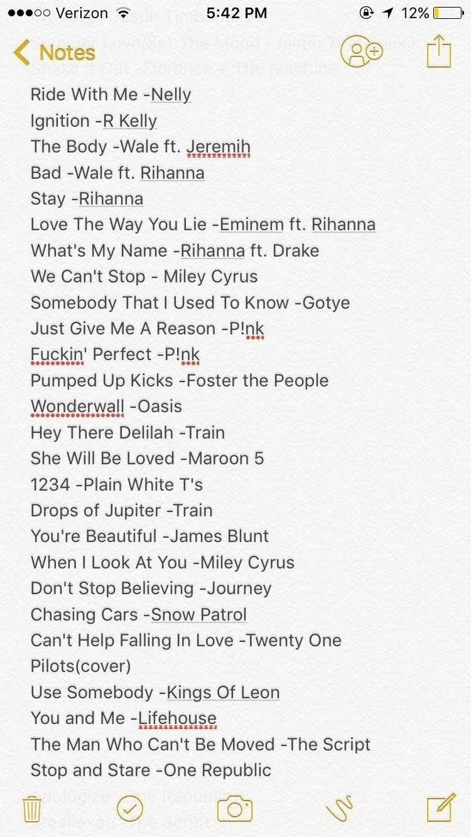 Pin by Carly Renee on from phone (With images) Songs to