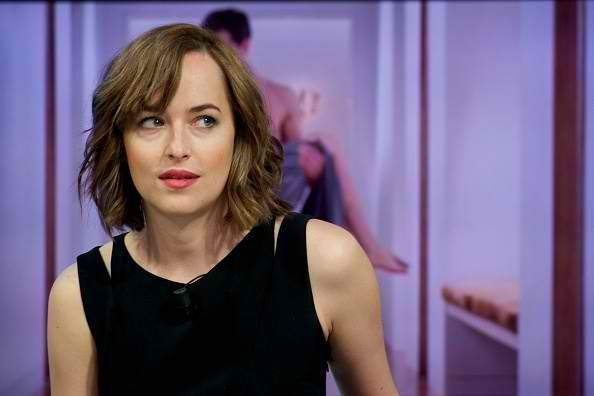 """Dakota Johnson, Jamie Dornan, and the actress's boyfriend, Matthew Hitt, have been making the deadlines of late. Over the past couple of weeks, rumors that the """"Fifty Shades Darker"""" co-stars were dating each other secretly surfaced online."""