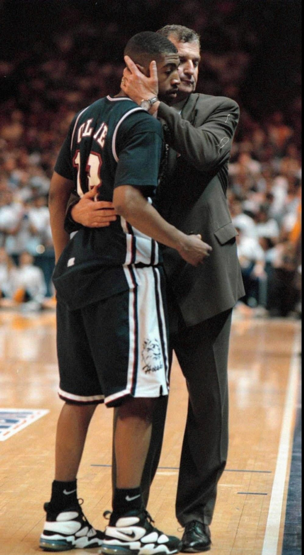 UConn's Jim Calhoun, Kevin Ollie Featured Together In An