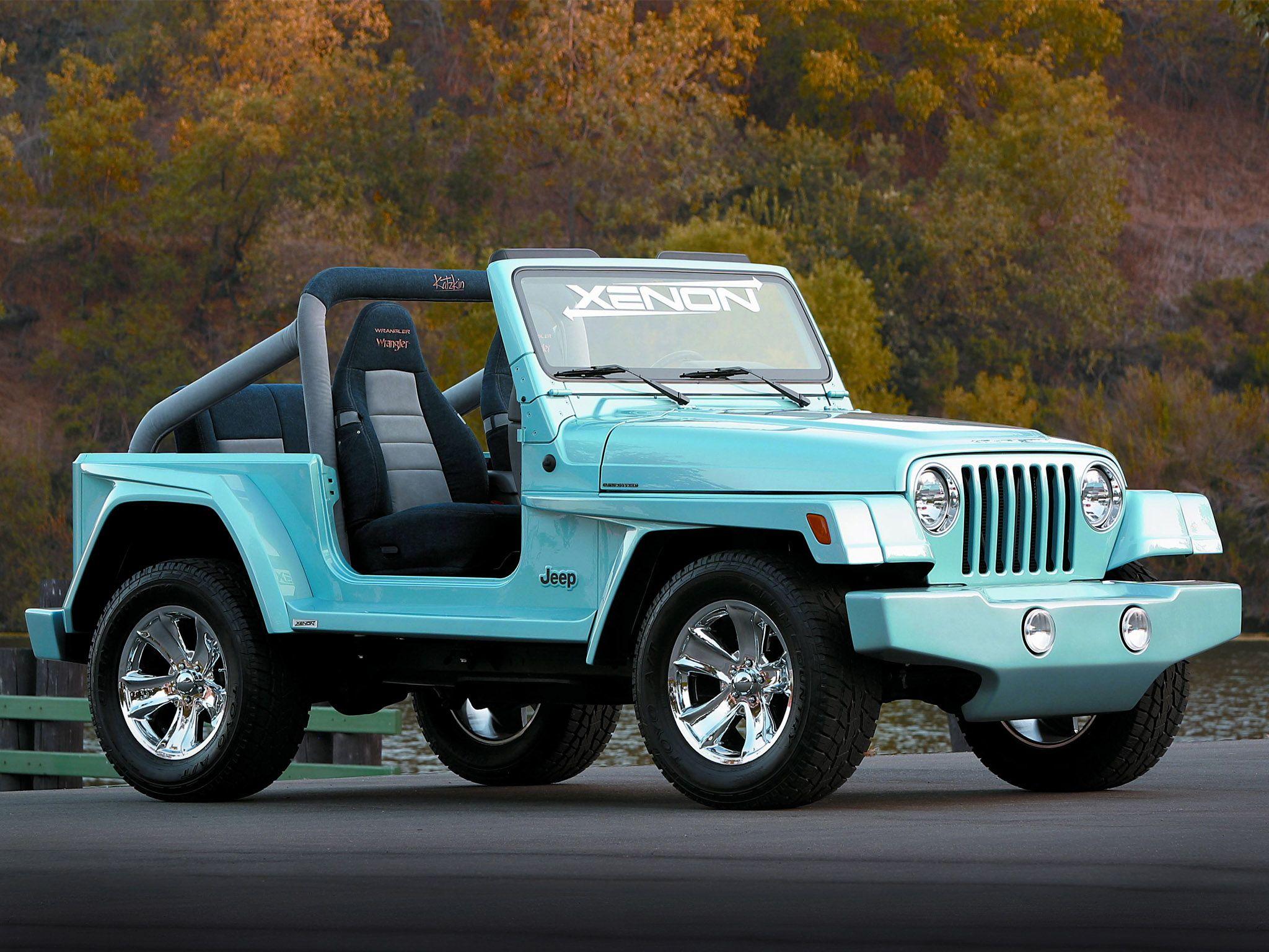 Jeep T J Wrangler Todoterreno Tipos De Modelos Modelos