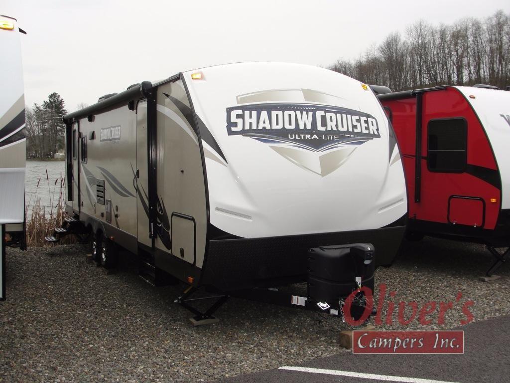 New 2018 Cruiser Shadow Cruiser S 263rls Travel Trailer At