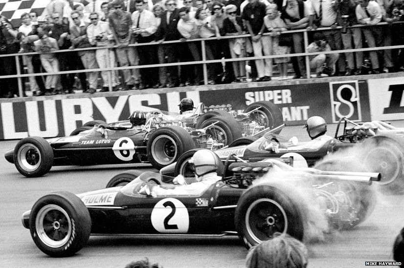 In pictures F1 of yesterday Racing, Pictures, Vintage