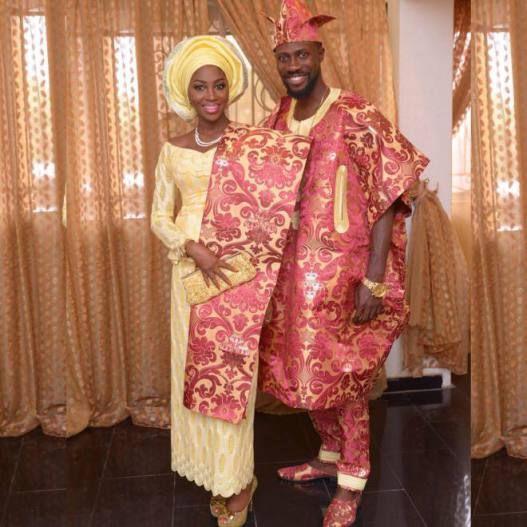 Nigerian Traditional Wedding Dokunolumofin Amillionstyles
