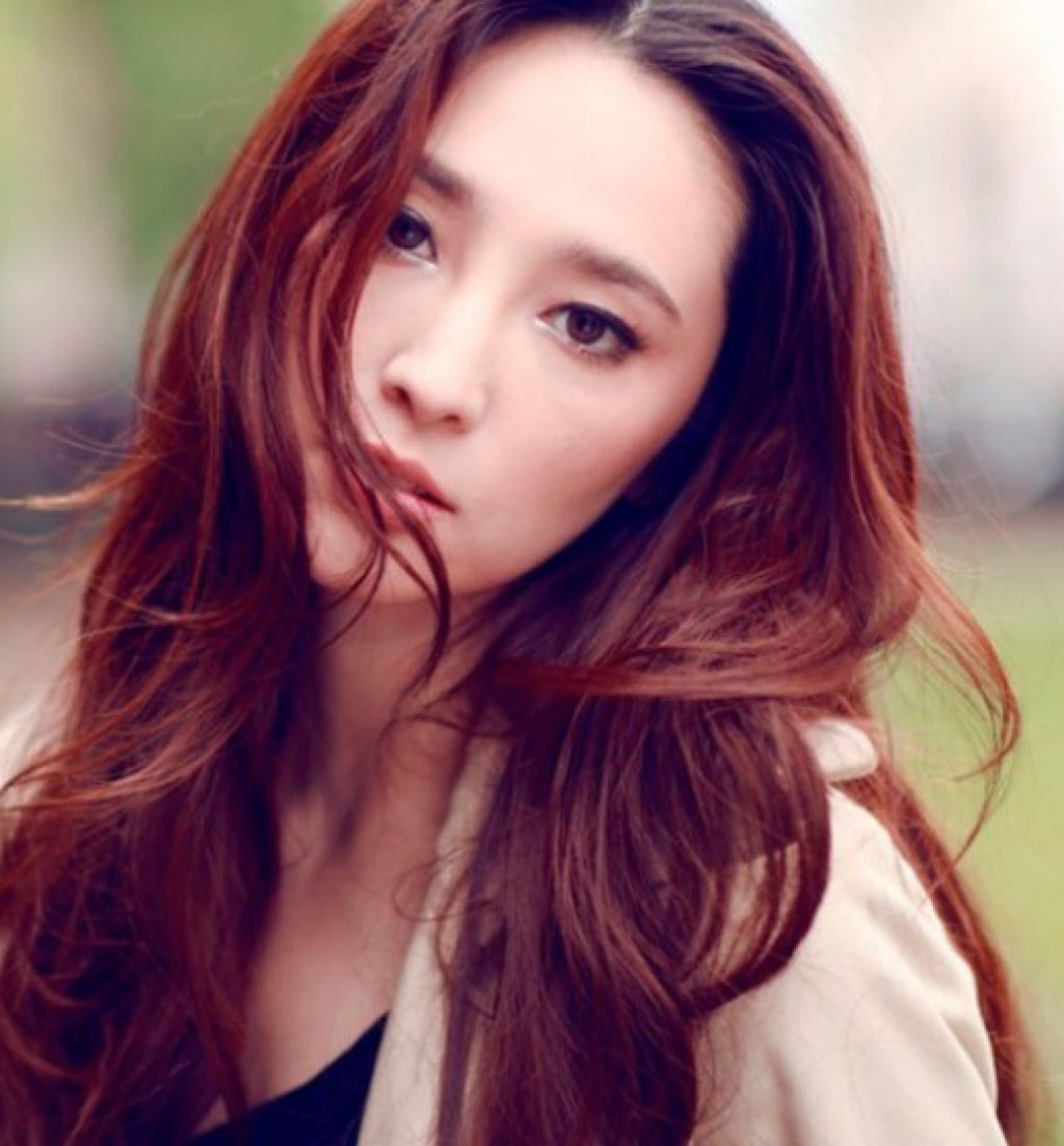 Hair Color For Asian Skin 68