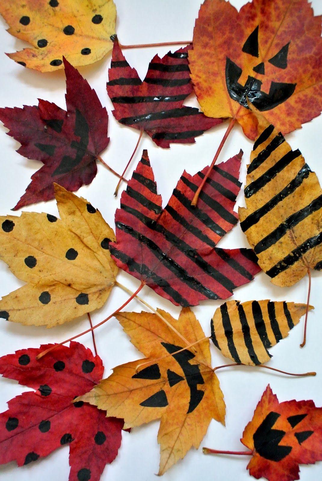 Halloween 2013 diy d coration art postal et autres petites id es art postal postale et le - Deco halloween enfant ...
