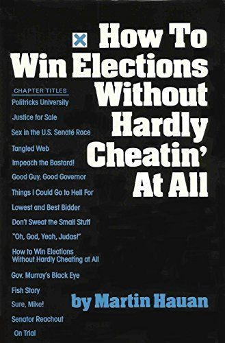 How to Win Elections Without Hardly Cheatin At All ** Check this awesome product by going to the link at the image.