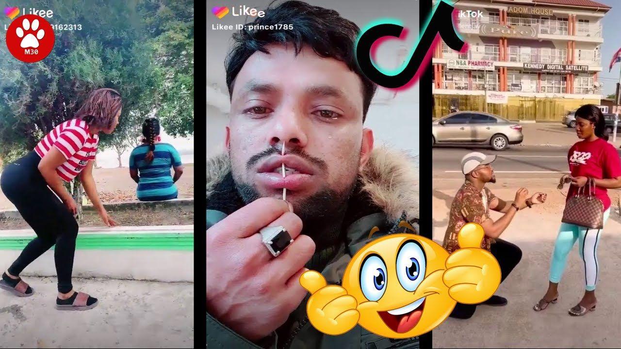 Best Of Tiktok 2021 Funny Video Compilation Best Funny Tik Tok Memes C Funny Gif Tik Tok Tok