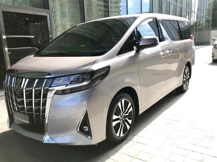 Harga Toyota Alphard G 2019 Baru Di 2020 Toyota Daihatsu General Motors