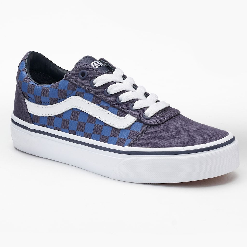 Vans Ward Low Boys  Skate Shoes  150bfd369