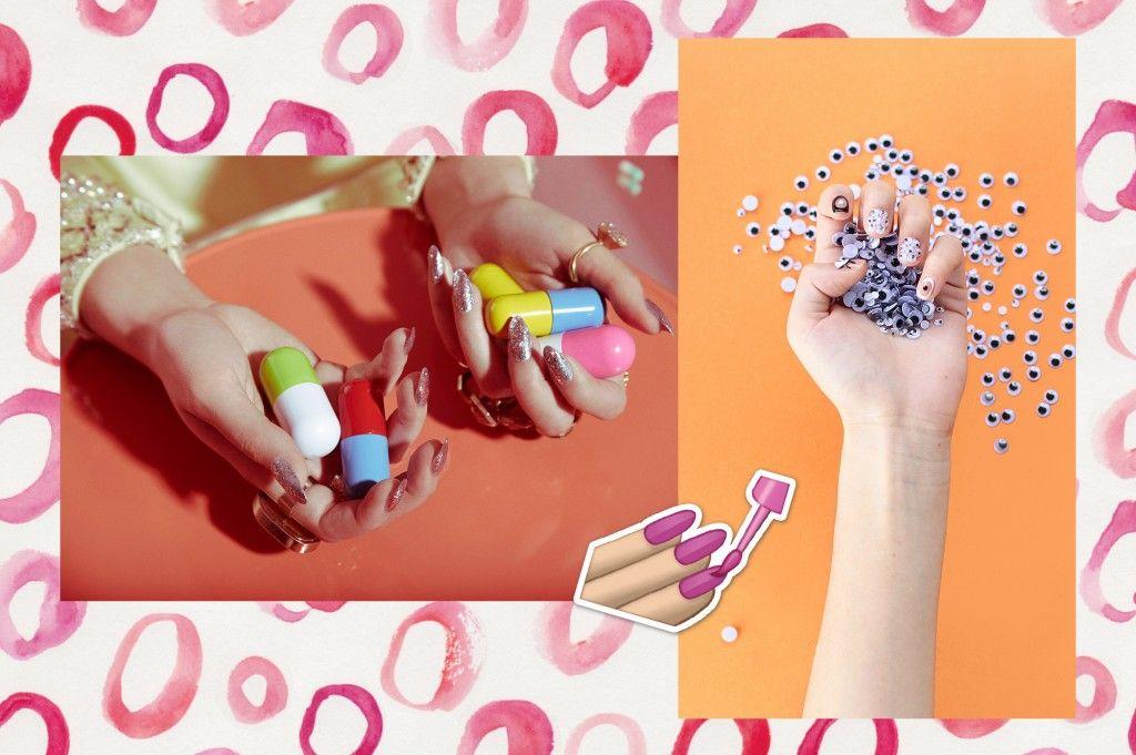 Composit Manicure