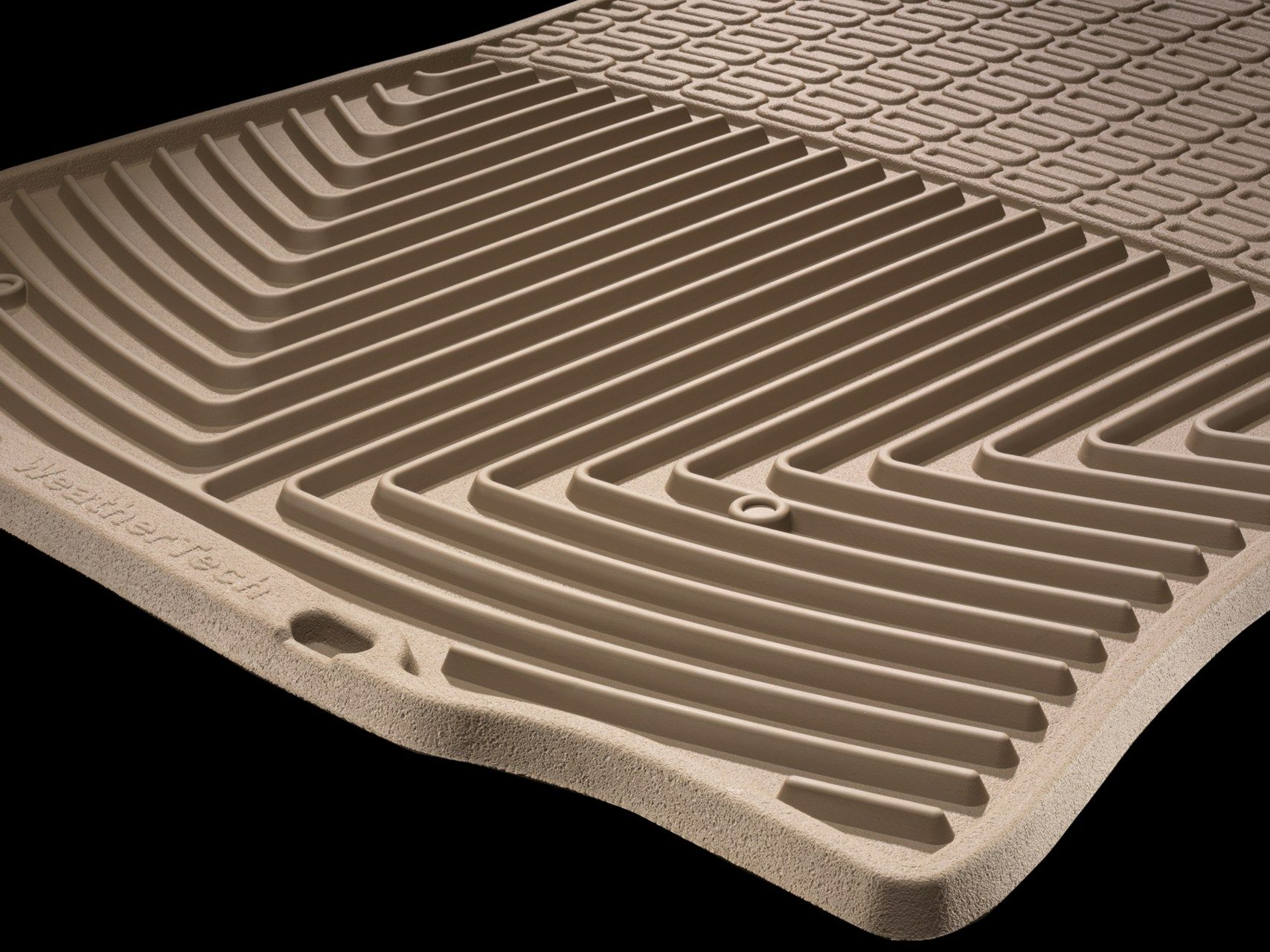 mitsubishi warrior heavy floor trojan duty tray itm rubber deep mud mats