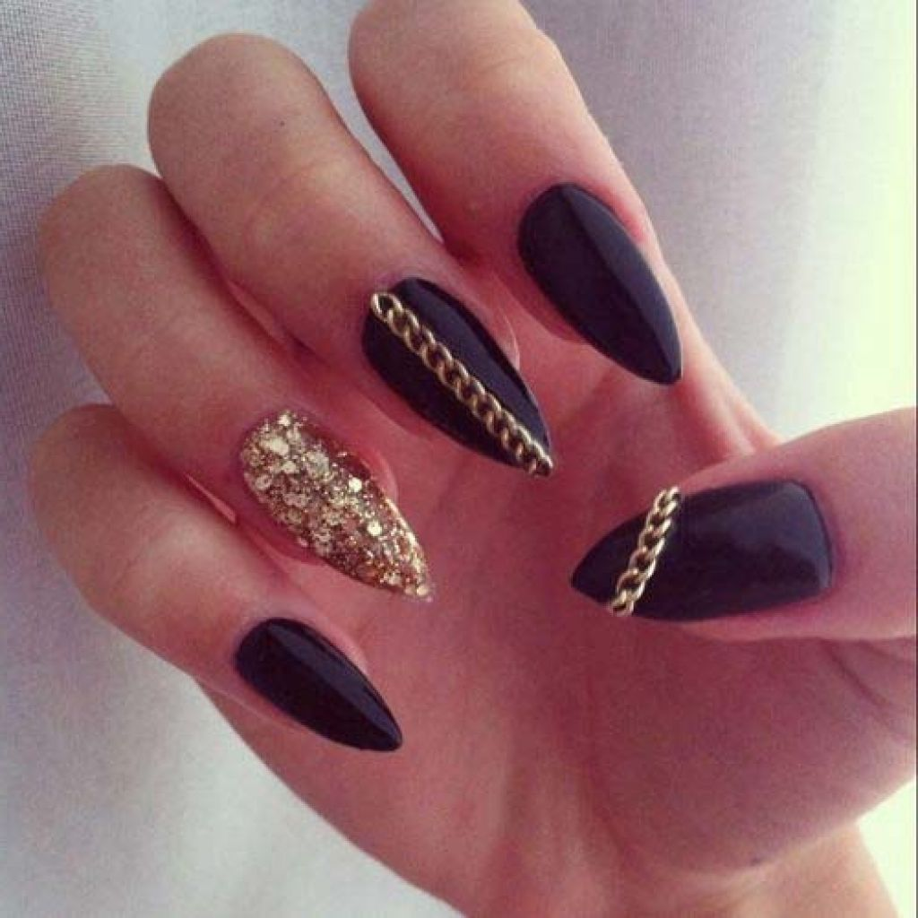 Pin by Aesturboo on Nails | Pointy nail designs, Stiletto ...