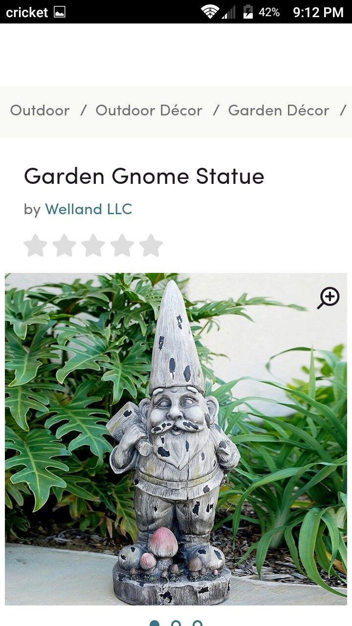 Pin by Kimberly Steinman-Elmquist on Garden gnomes | Pinterest ...
