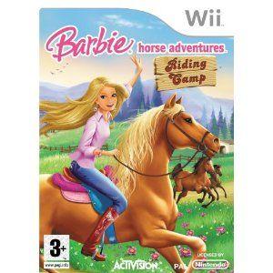 Barbie Horse Adventures Riding Camp For Wii Horse Adventure