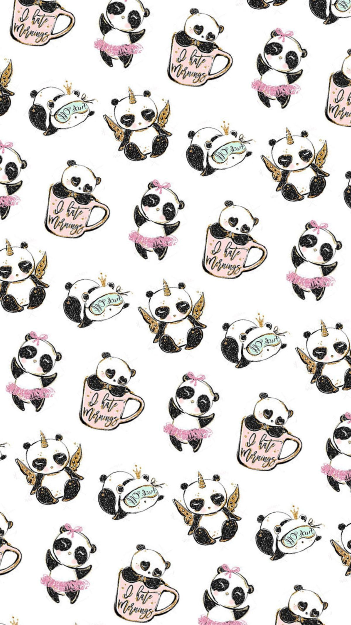 Vision Wallpapers And Backgrounds Panda Wallpapers Cute Panda Wallpaper Panda Wallpaper Iphone