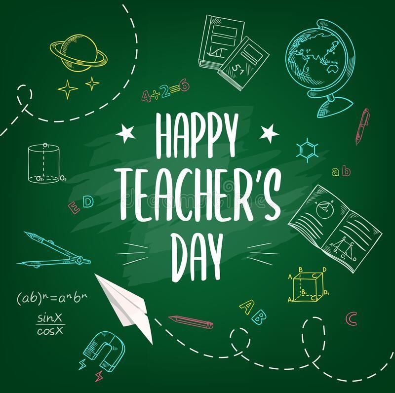 Happy Teachers Day School Chalk Sketch Background Happy Teachers Day Chalk Ske Sponsored Ad Affiliat In 2020 Happy Teachers Day Teachers Day Sketch Background