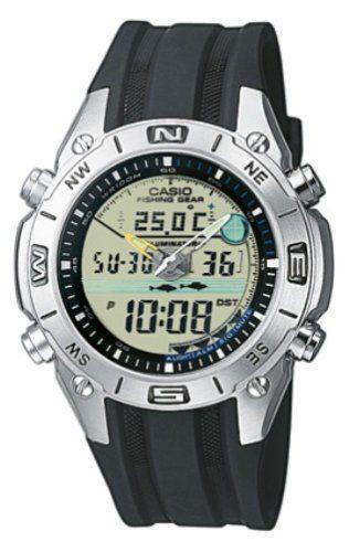 Casio 702 WatchAwesome Mens Fishing 7avef Gear Amw Digital Black b6Y7fgy