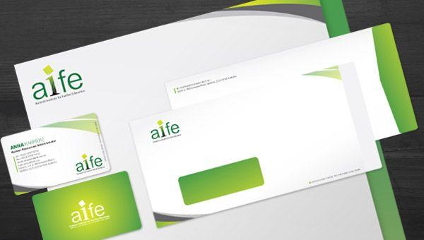 Business Letterhead AVT 311 Corporate Campaign Pinterest - letterhead and envelope design