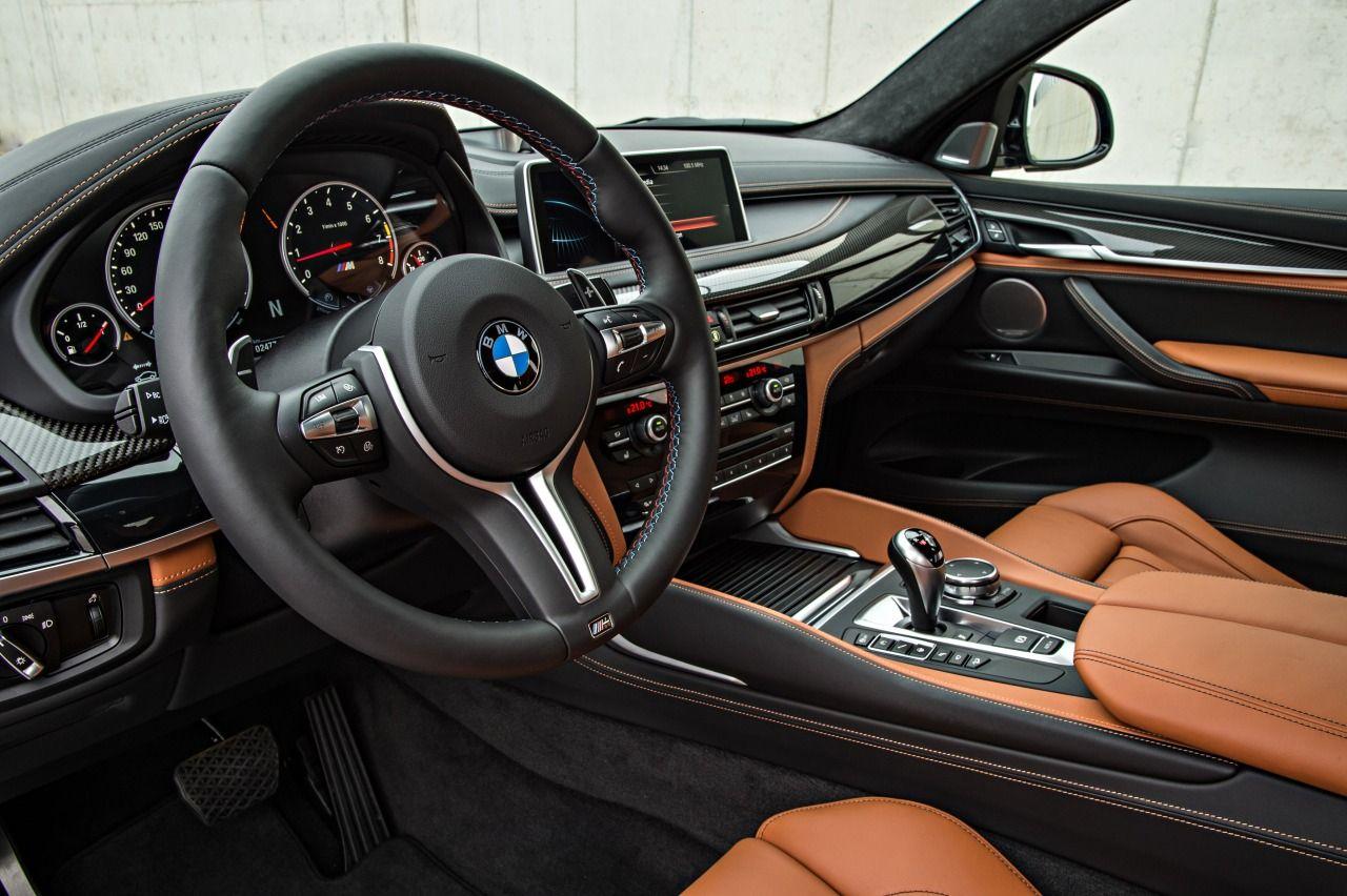 2015 Bmw X6 160 M Carros Auto