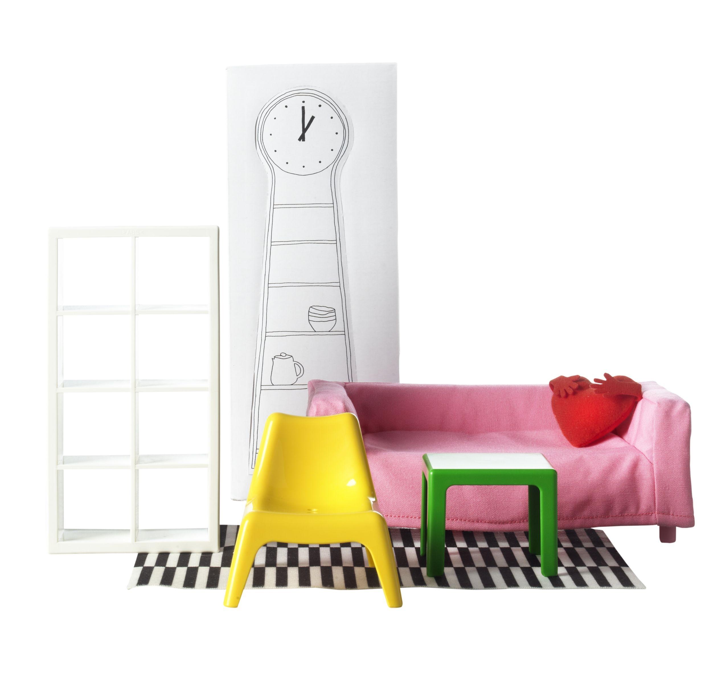 ikea dollhouse furniture. IKEA HUSET Dollhouse Furniture Ikea Y