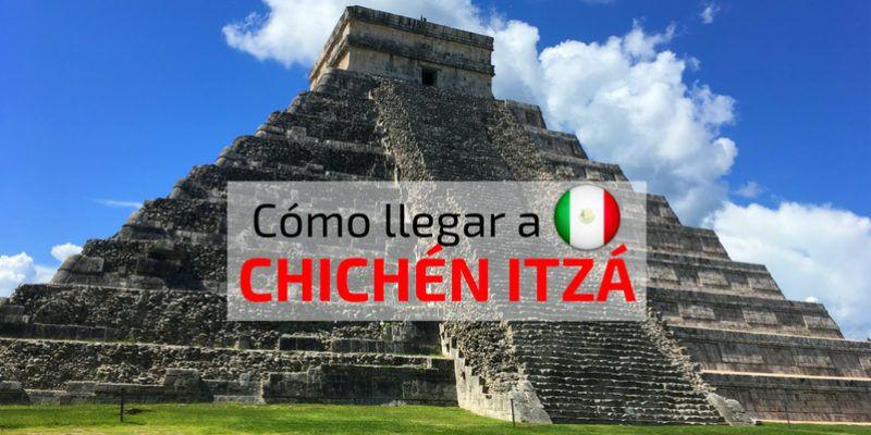 Cómo Llegar A Chichén Itzá Por Tu Cuenta Chichen Itza Transporte Cuentos