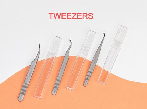Pofessional Tweezers