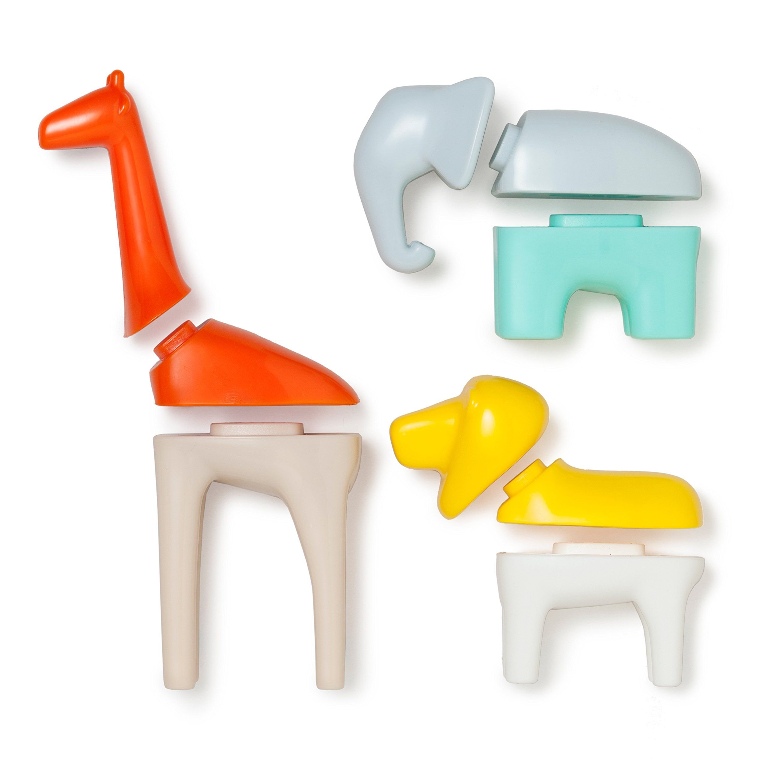 Amazon.com: Kid O Mix and Match Animals Toy: Toys & Games