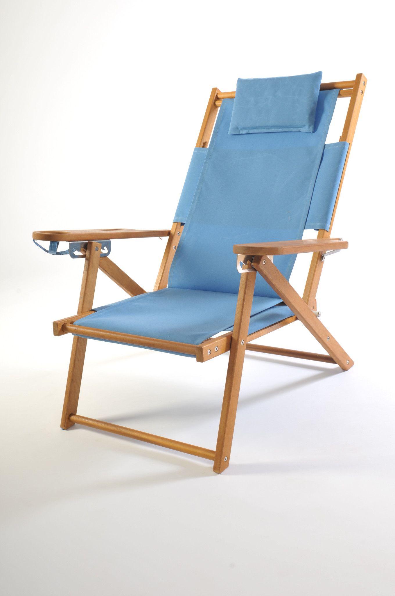 Nauset Recliner Cape Cod Beach Chair