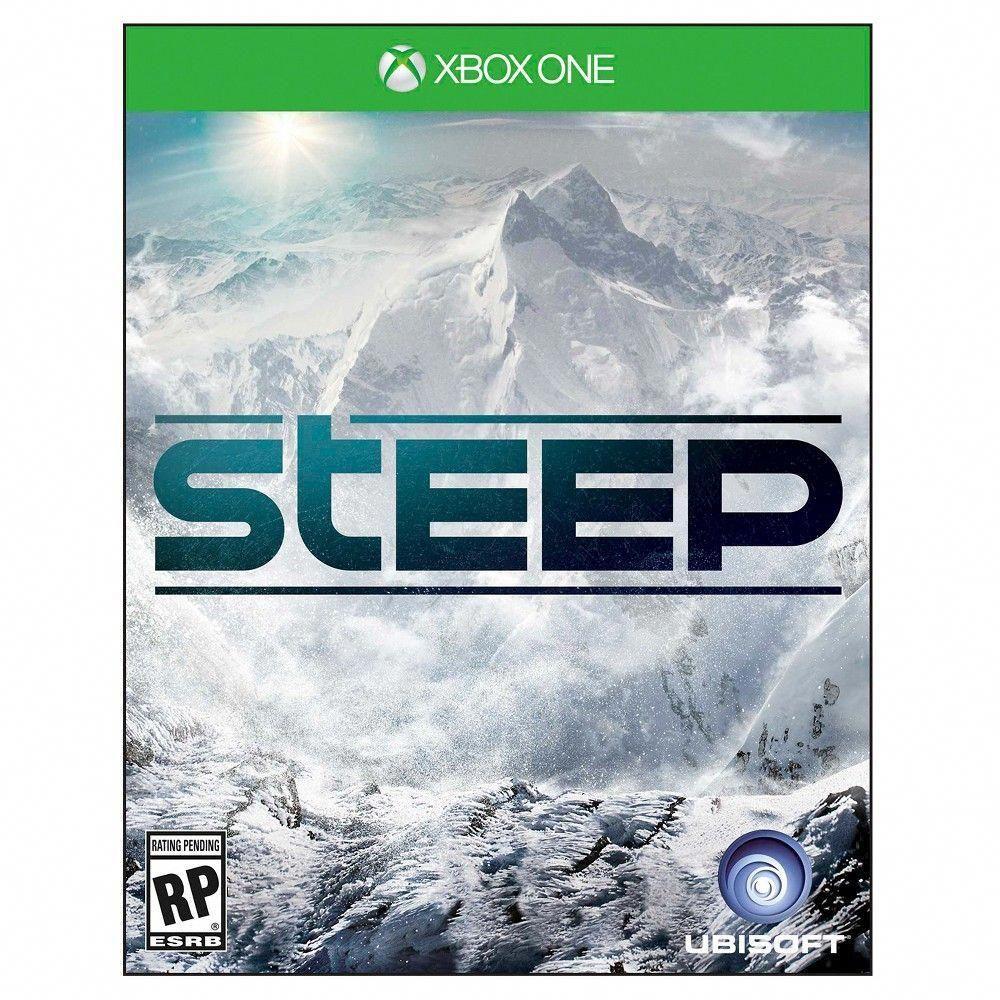 Steep (Xbox One) xboxone Xbox one games, Steep ps4