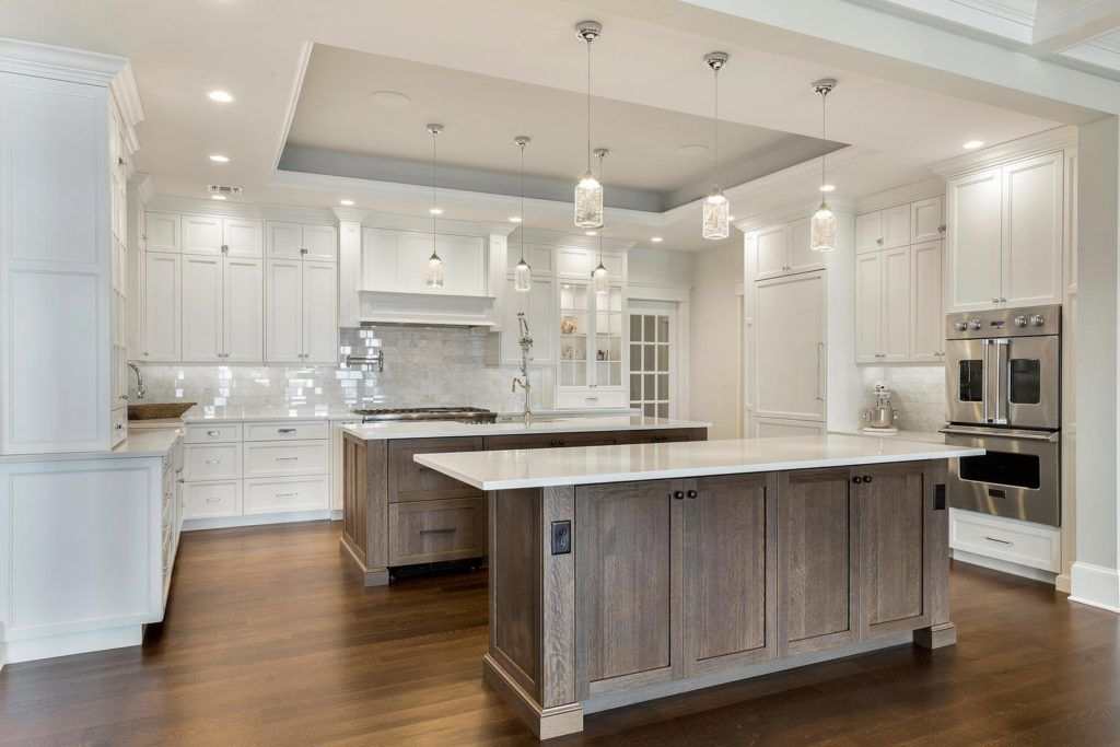 Driftwood Color Kitchen Cabinets Driftwood Kitchen Kitchen Design Custom Kitchens Design